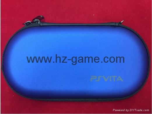 NEW psvita保护套 铝盒防震硬保护铝金属盒盖外壳索尼PSV1000 Psvita  8