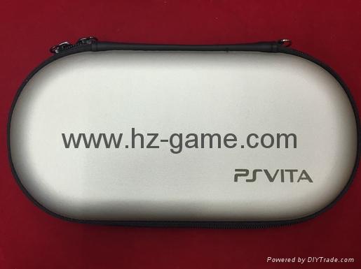NEW psvita保護套 鋁盒防震硬保護鋁金屬盒蓋外殼索尼PSV1000 Psvita  9