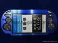 NEW psvita保护套 铝盒防震硬保护铝金属盒盖外壳索尼PSV1000 Psvita  10