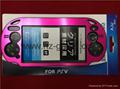 NEW psvita保护套 铝盒防震硬保护铝金属盒盖外壳索尼PSV1000 Psvita  11