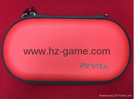 NEW psvita保護套 鋁盒防震硬保護鋁金屬盒蓋外殼索尼PSV1000 Psvita  14