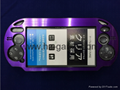 NEW psvita保護套 鋁盒防震硬保護鋁金屬盒蓋外殼索尼PSV1000 Psvita  17
