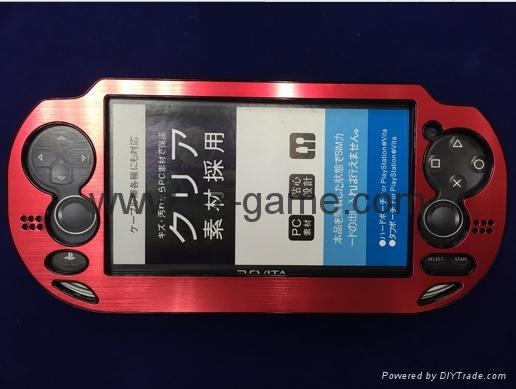 NEW psvita保护套 铝盒防震硬保护铝金属盒盖外壳索尼PSV1000 Psvita  19