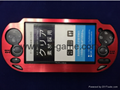NEW psvita保護套 鋁盒防震硬保護鋁金屬盒蓋外殼索尼PSV1000 Psvita  19