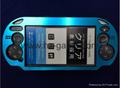 NEW psvita保護套 鋁盒防震硬保護鋁金屬盒蓋外殼索尼PSV1000 Psvita  20