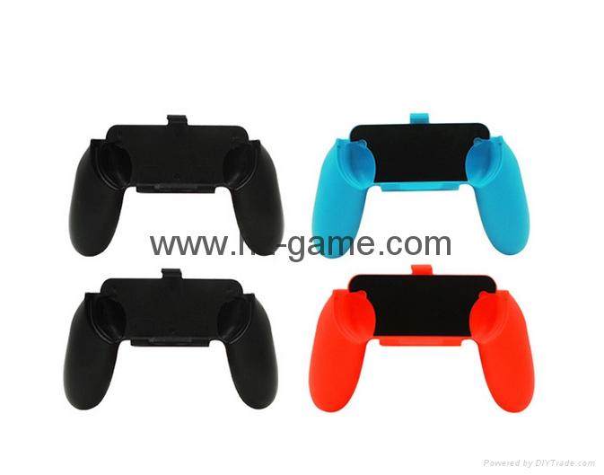 switch joy-con遊戲手柄座充充電器遊戲配件4個手柄充電任天堂 5