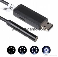 USB endoscope combo flat head 4M 8.5MM