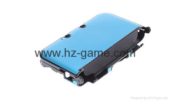3DSLL鋁盒 3DSXL鋁盒 連體鋁盒 主機保護殼 5