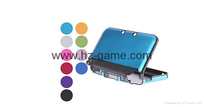 3DSLL鋁盒 3DSXL鋁盒 連體鋁盒 主機保護殼 3