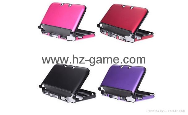 3DSLL鋁盒 3DSXL鋁盒 連體鋁盒 主機保護殼 1