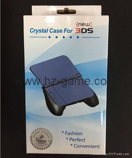 3DSLL鋁盒 3DSXL鋁盒 連體鋁盒 主機保護殼 20