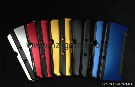 NEW 3DS silicone sleeve case Soft Silicone Skin Case Cover for Nintend 2DS case 10