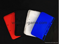 NEW 3DS silicone sleeve case Soft Silicone Skin Case Cover for Nintend 2DS case 7
