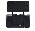 NEW 3DS silicone sleeve case Soft Silicone Skin Case Cover for Nintend 2DS case 13