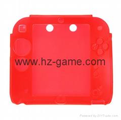 NEW 3DS硅胶套 NEW 3DS胶套 NEW 3DS主机硅胶套 3DS主机胶套