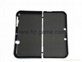 NEW 3DS silicone sleeve case Soft Silicone Skin Case Cover for Nintend 2DS case 14