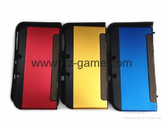 NEW 3DS silicone sleeve case Soft Silicone Skin Case Cover for Nintend 2DS case 15