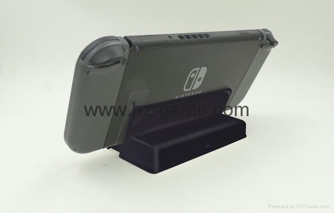 Switch PRO 手柄硅膠套 switch PRO保護套 大手柄套 噴油高品質 15