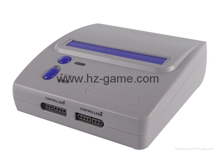 TVGAME高清SFC超任遊戲機 任天堂紅白機 經典 懷舊 互動 4