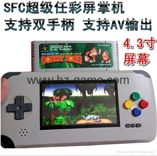 TVGAME高清SFC超任遊戲機 任天堂紅白機 經典 懷舊 互動 14