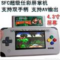 TVGAME高清SFC超任游戏机 任天堂红白机 经典 怀旧 互动 14