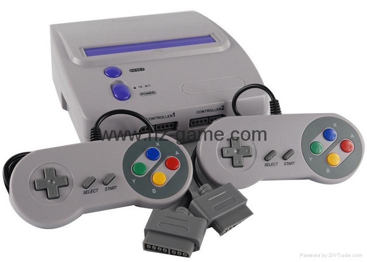 TVGAME高清SFC超任遊戲機 任天堂紅白機 經典 懷舊 互動 1
