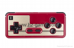Eight hall 8BITDO FC30 w