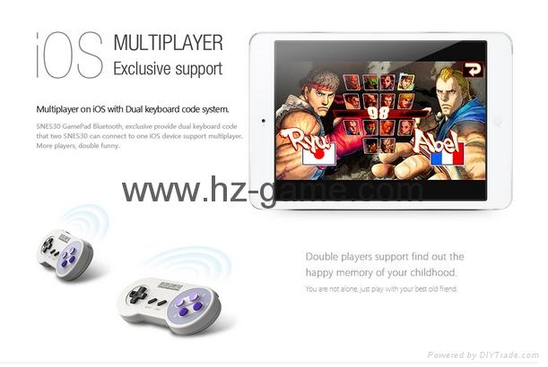 八位堂 8BITDO FC30藍牙無線遊戲手柄 支持iOS安卓電腦 12