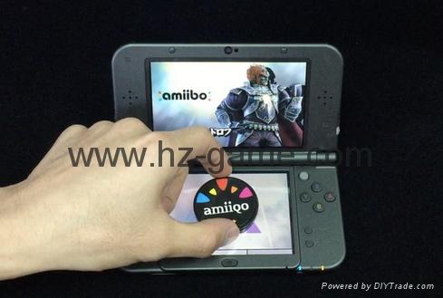 任天堂switch手办 N2 Elite AMIIQO NFC读写器 手办amiibo n2全套 15
