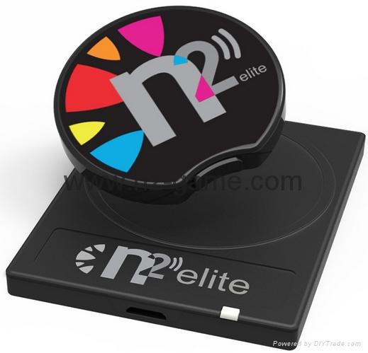 任天堂switch手办 N2 Elite AMIIQO NFC读写器 手办amiibo n2全套 1