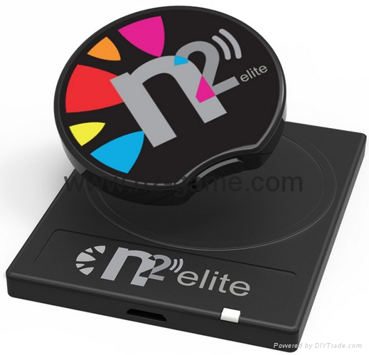任天堂switch手辦 N2 Elite AMIIQO NFC讀寫器 手辦amiibo n2全套