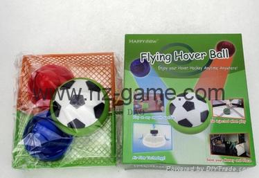 儿童运动玩具悬浮可踢足球宝宝室内健身亲子互动气垫飞蝶球 4