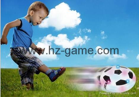 儿童运动玩具悬浮可踢足球宝宝室内健身亲子互动气垫飞蝶球 6