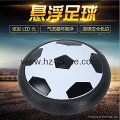 Soccer Ball Colorful Disc Indoor Football Toy Multi-surface Hovering New