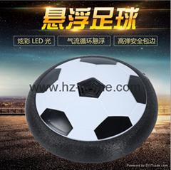 Soccer Ball Colorful Dis