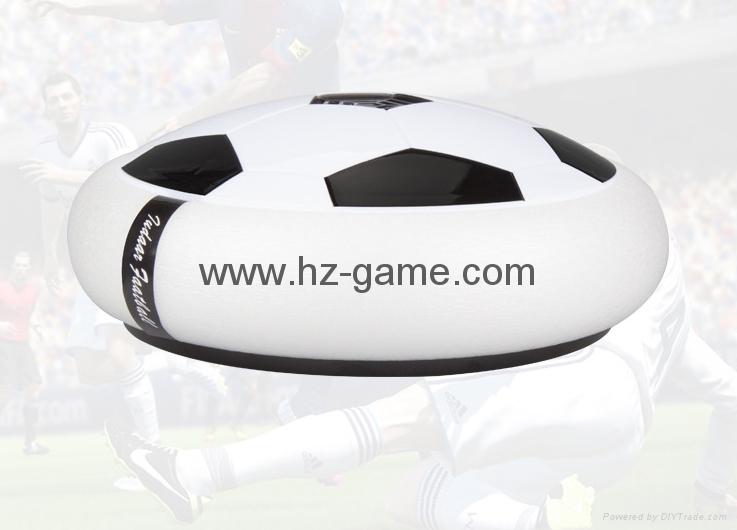 儿童运动玩具悬浮可踢足球宝宝室内健身亲子互动气垫飞蝶球 12