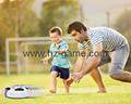 儿童运动玩具悬浮可踢足球宝宝室内健身亲子互动气垫飞蝶球 14