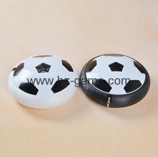 儿童运动玩具悬浮可踢足球宝宝室内健身亲子互动气垫飞蝶球 18