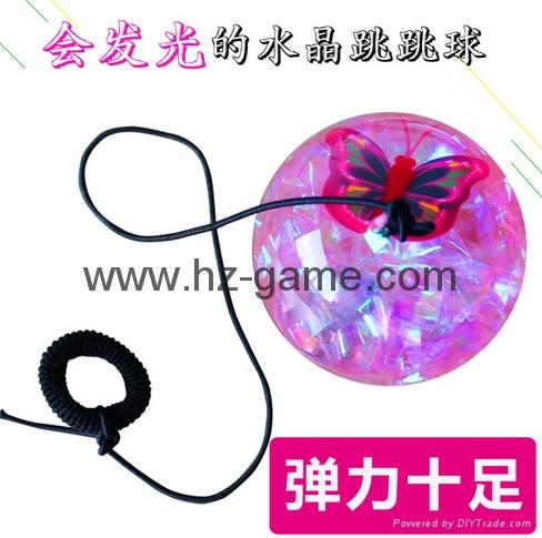 儿童运动玩具悬浮可踢足球宝宝室内健身亲子互动气垫飞蝶球 19