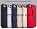 New iphone CASE 7plus 6 / 6s all-inclusive anti-drop matte light line TPU