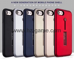 New iphone CASE 7plus 6 / 6s all-inclusive anti-drop matte light line TPU