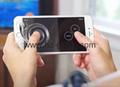 Mobile Phone Physical Joystick Fling Game Joystick For Smart Phones 10