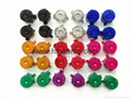 Metal Aluminum ABXY Action Buttons For