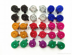 Metal button function button UniversalPS3/ PS4 handle metal button