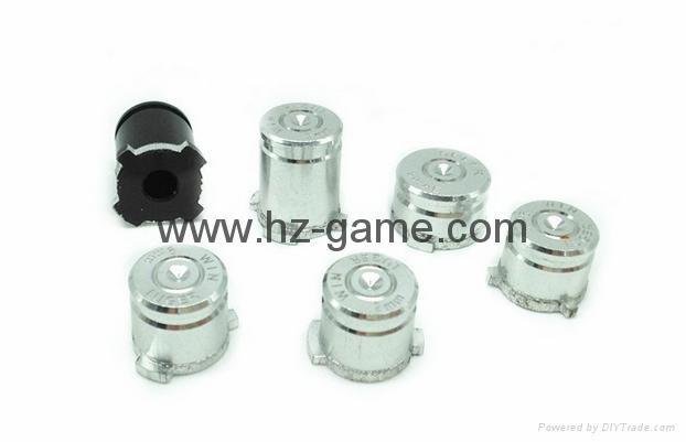 金屬按鍵PS3PS4功能按鍵通用 PS4手柄金屬按鍵 PS3手柄金屬按鍵 14