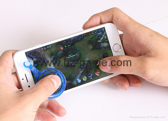 Mini Game Joystick aluminum joysticksfor iPhone iPad Android Tablet games 17