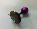 Mini Game Joystick aluminum joysticksfor iPhone iPad Android Tablet games 8