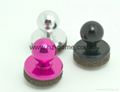 Mini Game Joystick aluminum joysticksfor iPhone iPad Android Tablet games 7