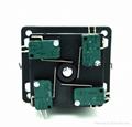 遊戲拱廊遊戲機微型起重機遊戲配件遊戲控制器黑色 5