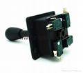 遊戲拱廊遊戲機微型起重機遊戲配件遊戲控制器黑色 4